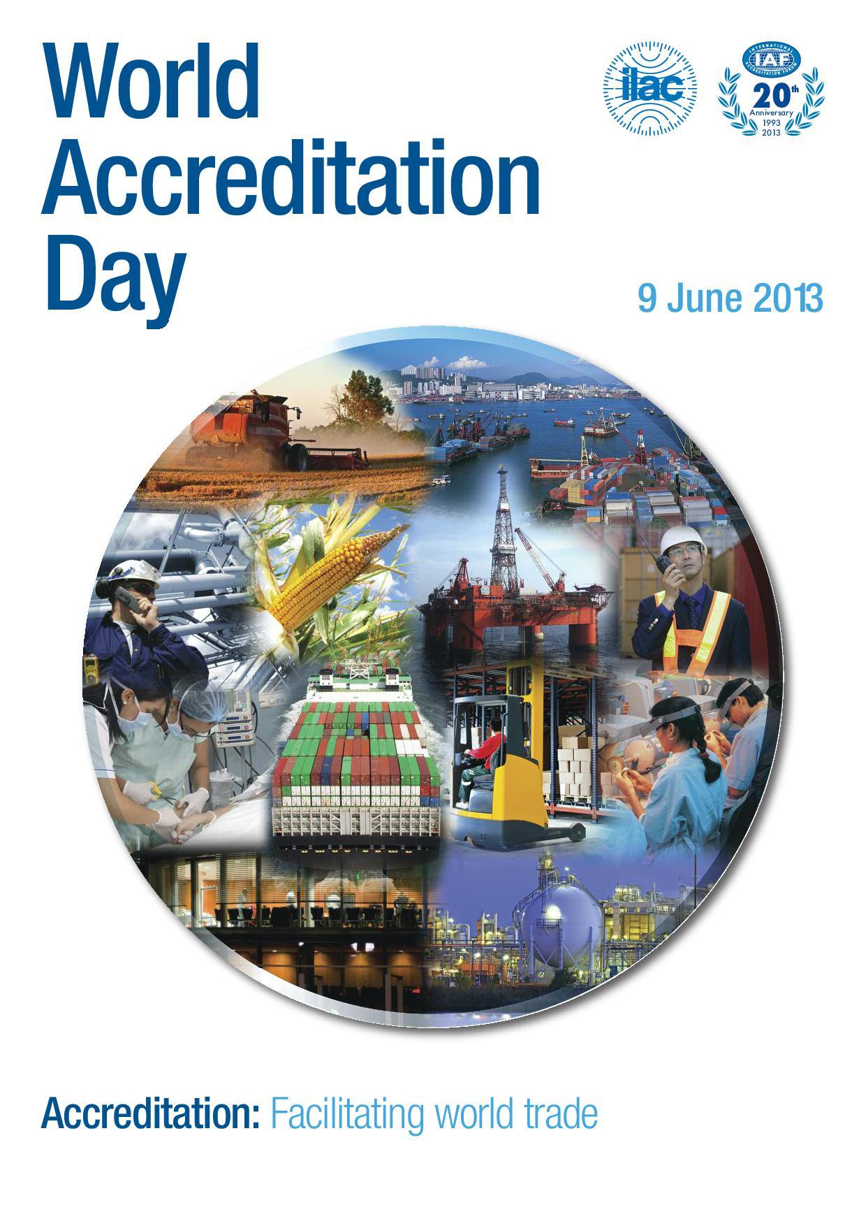 Accreditation: Facilitating world trade | Andrew T Marlow MBA MIEMA ...
