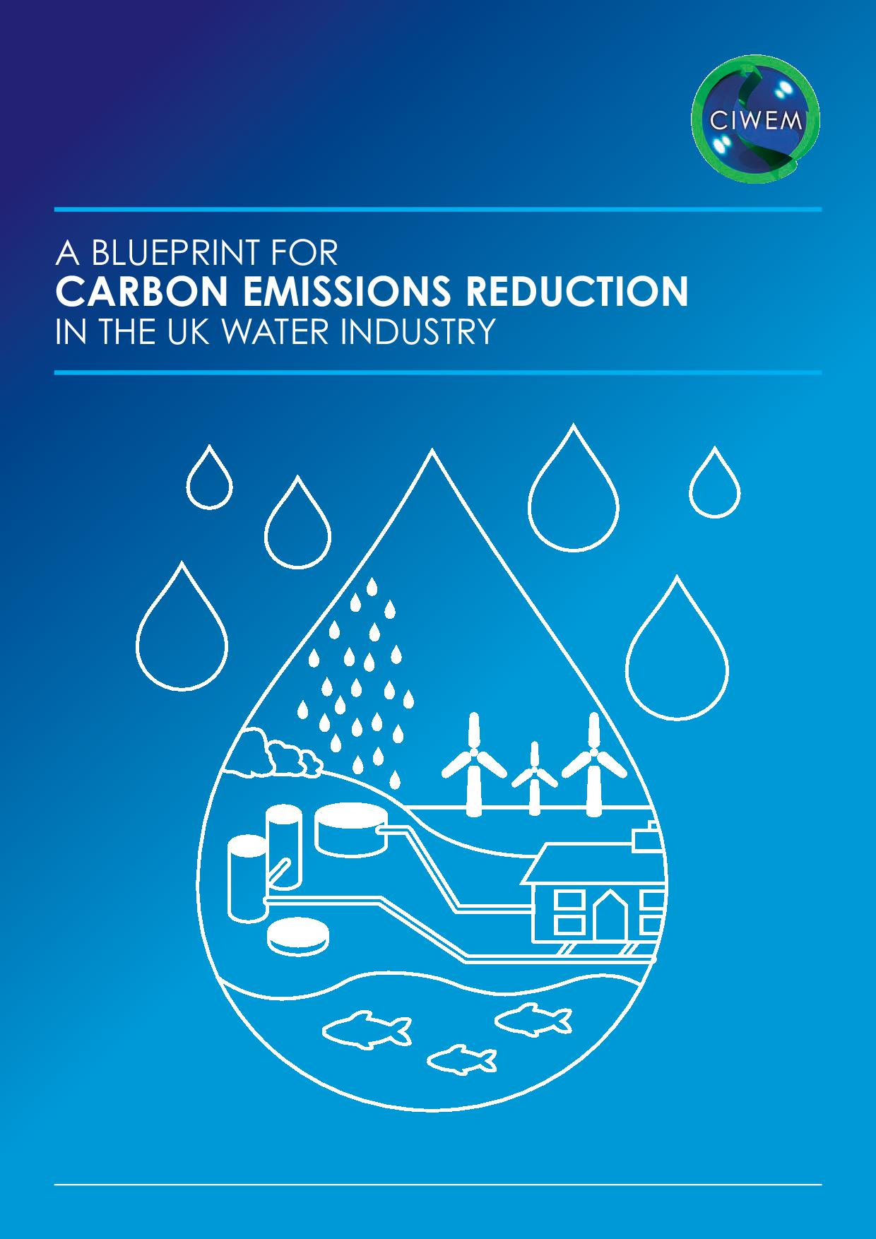 Blueprint for carbon emissions reduction in the uk water industry blueprint for carbon emissions reduction in the uk water industry malvernweather Gallery