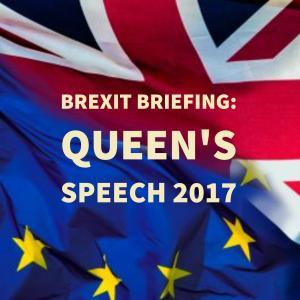 Brexit Briefing - Queen's Speech 2017