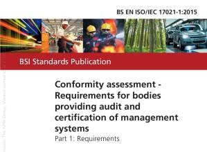 ISO/IEC 17021-1-2015 Interpretation